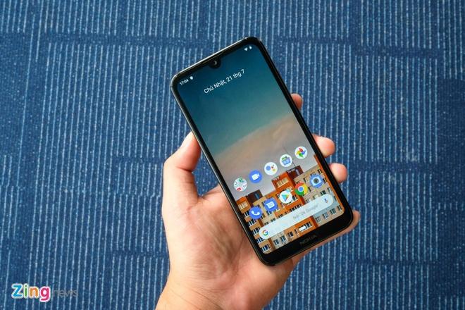Chi tiết Nokia 2.2 - smartphone chạy Android 9, giá 2,1 triệu đồng