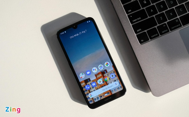 Chi tiet Nokia 2.2 - smartphone chay Android 9, gia 2,1 trieu dong hinh anh 8