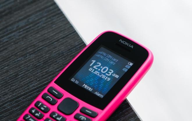 Dien thoai cuc gach re nhat cua Nokia ra ban 2019, gia 360.000 dong hinh anh 2