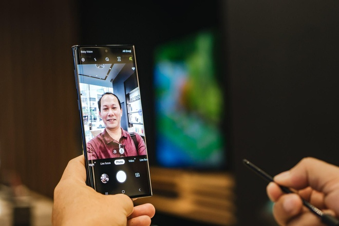 'Galaxy Note10 la smartphone hoan hao nhat hien nay' hinh anh