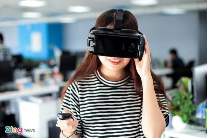 Galaxy Note10 khong ho tro Gear VR anh 2
