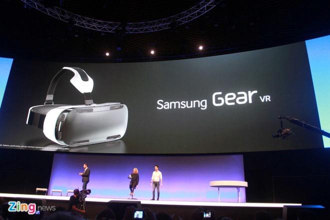 Galaxy Note10 khong ho tro Gear VR anh 1