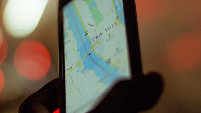 Sau he dieu hanh, Huawei lai muon lam ban do thay Google Maps hinh anh 1