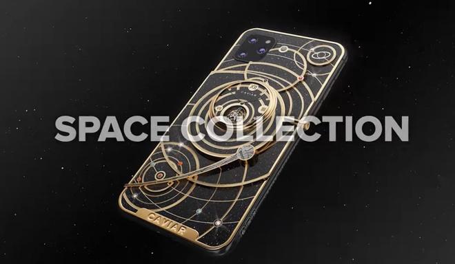 Cong ty Nga rao iPhone 11 phien ban dinh kim cuong gia gan 50.000 USD hinh anh 2