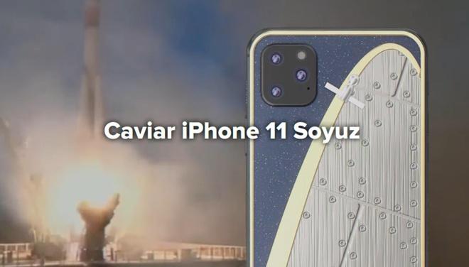 Cong ty Nga rao iPhone 11 phien ban dinh kim cuong gia gan 50.000 USD hinh anh 4