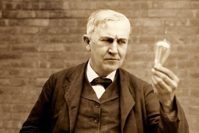 Thomas Edison - nha phat minh vi dai hay chi la mot ke lua dao? hinh anh