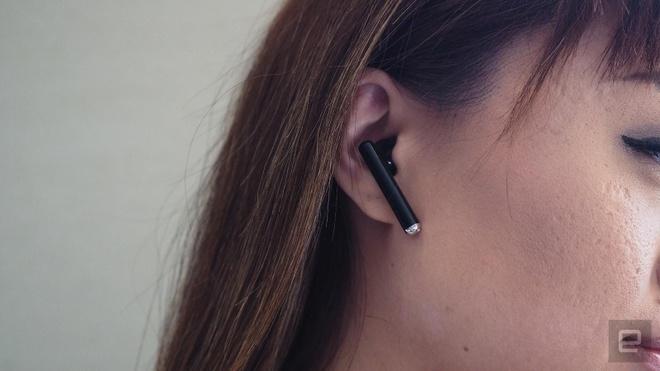 Huawei ra tai nghe giong AirPods, co chong on, gia re hinh anh 3