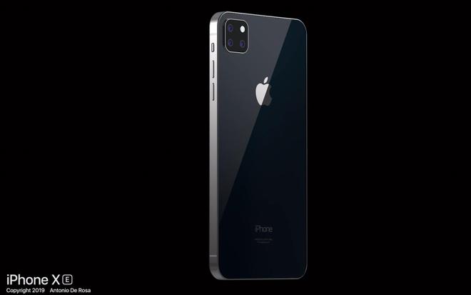 Chân dung iPhone SE 2 qua tin đồn