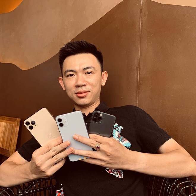 Viet Nam thuong la noi iPhone lo dien truoc gio ban hinh anh 1