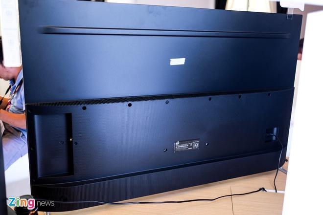TCL ra mat C8 - man hinh 55 inch 4K, gia 20 trieu dong hinh anh 4
