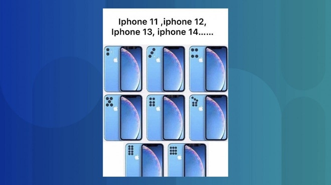 Nguoi Trung Quoc do xo di mua iPhone 11 anh 2