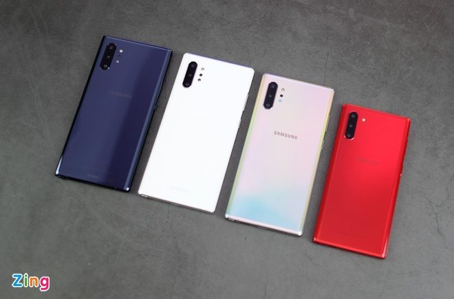 Doanh so Galaxy Note10 anh 1