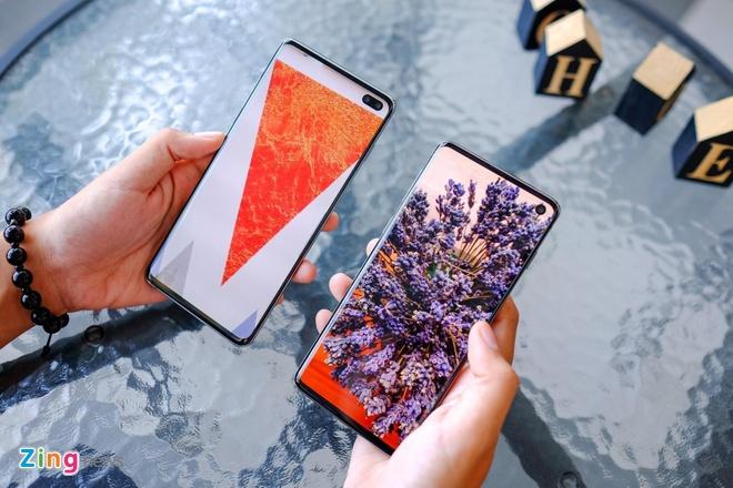 Loat smartphone dang giam gia manh o Viet Nam hinh anh 1