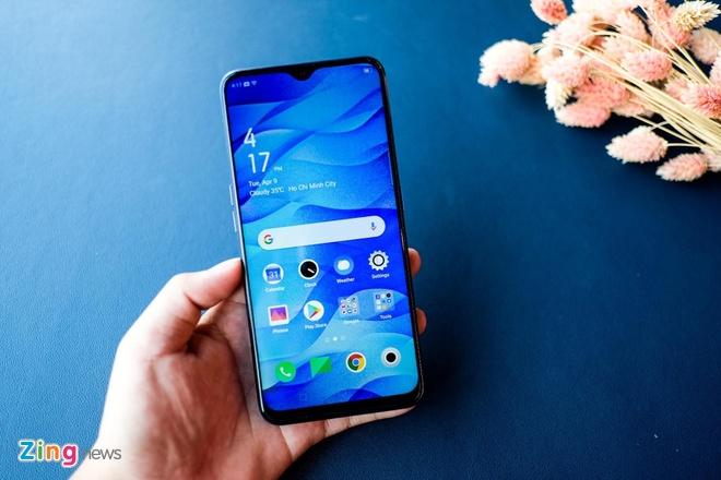 Loat smartphone dang giam gia manh o Viet Nam hinh anh 5