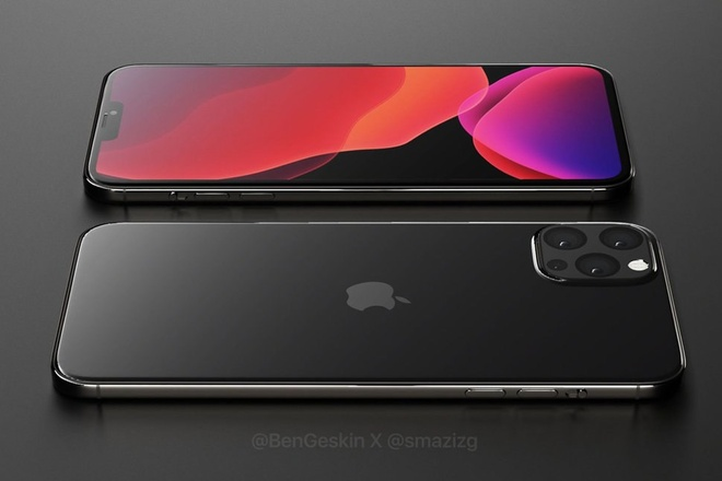 iPhone 2020 se co thiet ke giong iPhone 4, man hinh 120 Hz hinh anh 1