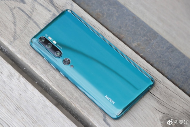 Xiaomi gioi thieu smartphone co 5 camera sau, 108 Megapixel hinh anh 1