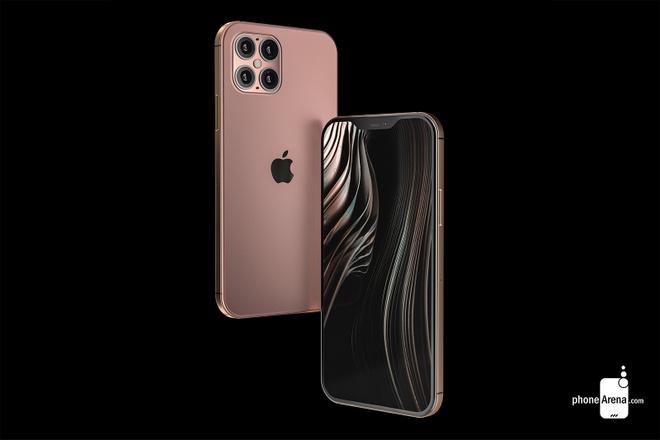 iPhone 12 se co kieu dang lai giua 5S va iPhone 11 Pro hinh anh 1