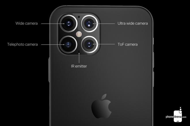 iPhone 12 se co kieu dang lai giua 5S va iPhone 11 Pro hinh anh 2