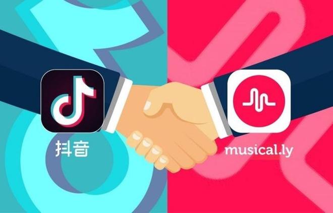 Ứng dụng Tiktok trước đây được gọi là Musical.ly.