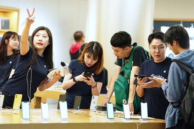 Nhung 'manh loi' ban hang bac thay cua Apple hinh anh 2