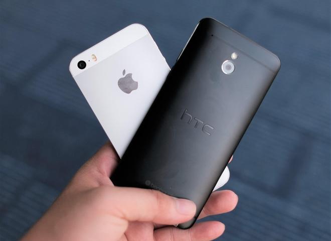 Sau 6 nam, iPhone 5S co tot hon di dong Android doi cu? hinh anh