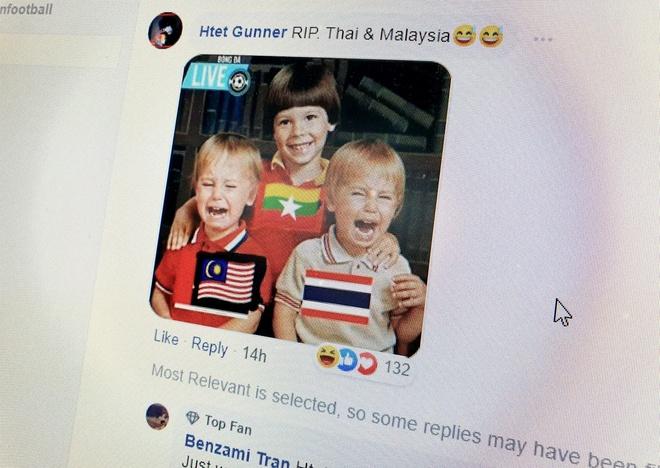 Bong da Thai Lan anh 1