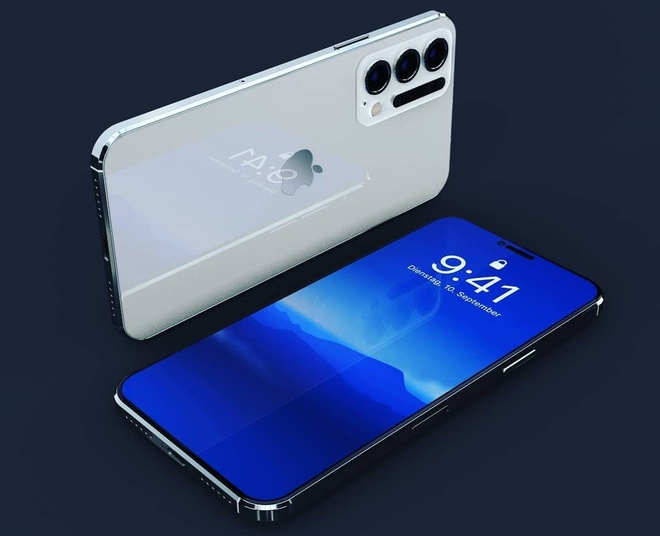 Thiet ke iPhone 12 Pro voi 6 camera sau, Face ID duc lo hinh anh 2 75601615_159258855333080_1776083261789170699_n.jpg