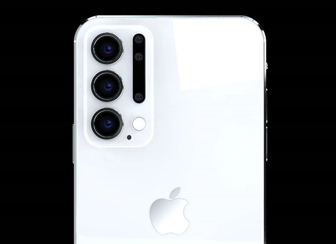 Thiet ke iPhone 12 Pro voi 6 camera sau, Face ID duc lo hinh anh 4 78733183_195833794847008_2552697889043401966_n.jpg