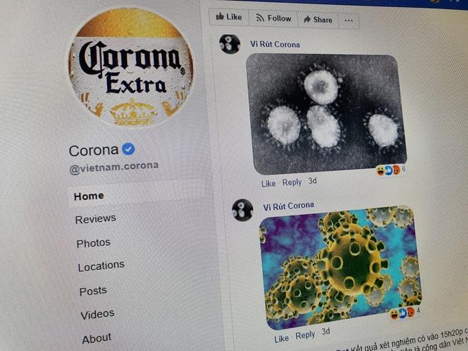 Nguoi Viet tran vao trang Facebook bia Corona ban ve virus Vu Han hinh anh 1 a9af39e9a2d45a8a03c5.jpg