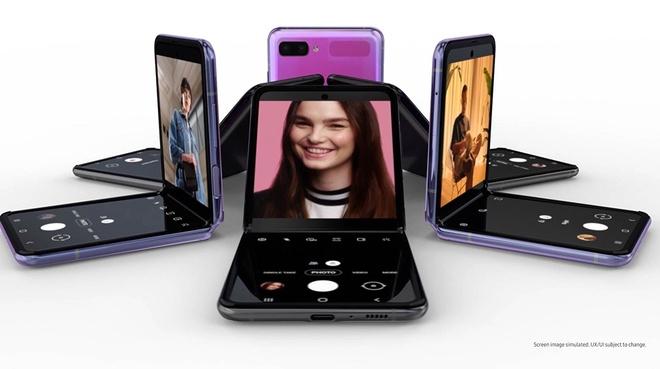 Galaxy Z Flip ra mat - nho gon nhu hop trang diem, gia 1.380 USD hinh anh 2 Screenshot_6.jpg
