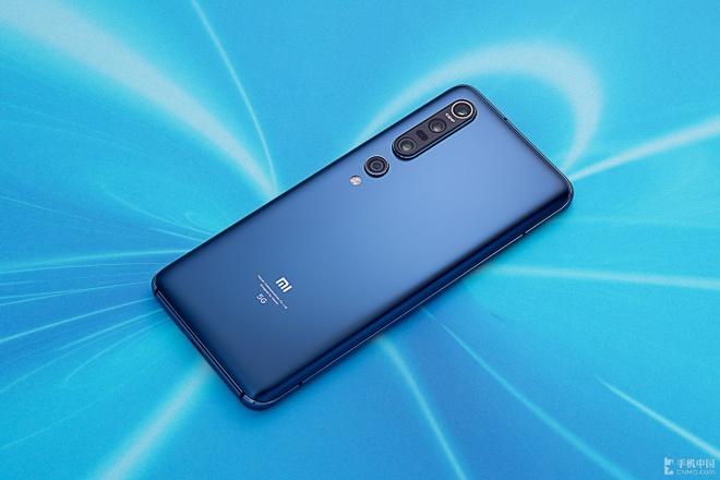 Xiaomi ra mat Mi 10 anh 5