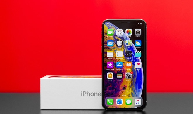 iPhone XS giam gia anh 1