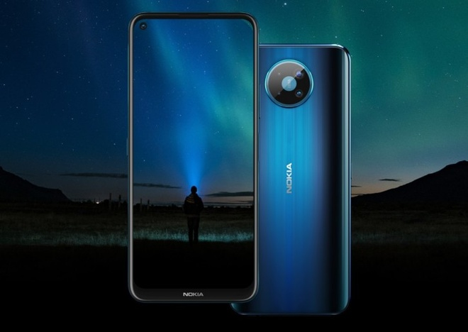 Nokia 8.3 ra mat anh 1