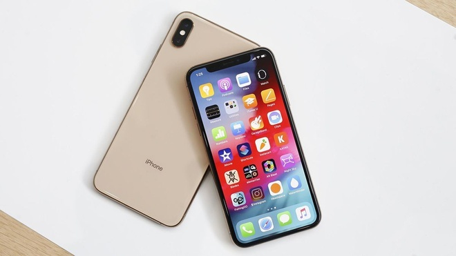 Loat smartphone xach tay giam gia manh anh 1
