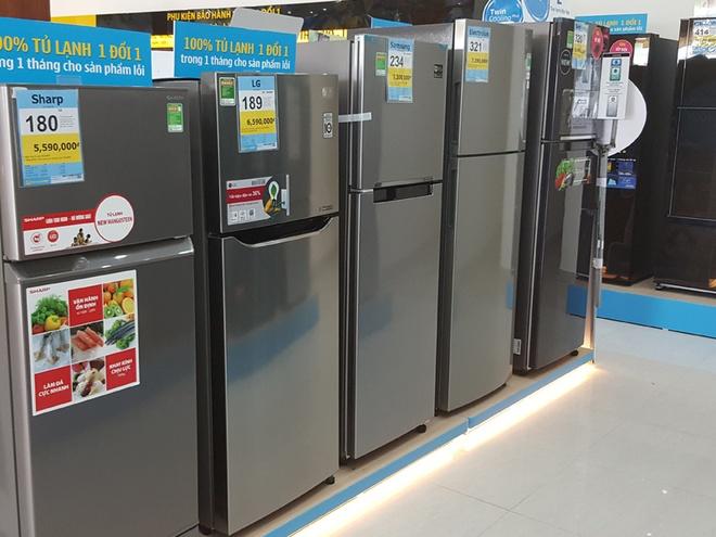 Những mẫu tủ lạnh giảm giá mạnh, bán chạy mùa dịch - Công nghệ