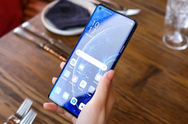 Cong nghe sac nhanh tren Oppo Find X2 anh 1
