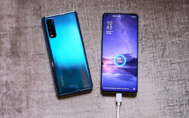 Cong nghe sac nhanh tren Oppo Find X2 anh 2