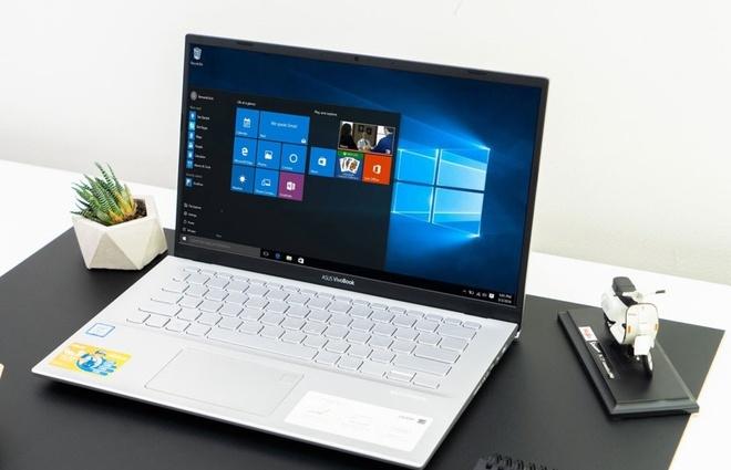 Loat laptop gia re phu hop de lam viec tai nha trong mua dich Covid-19 hinh anh 6 asus_vivobook_a412fa_4.jpg