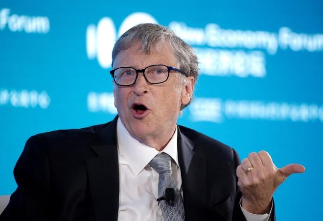 Bill Gates: Covid-19 se thay doi cuoc song chung ta mai mai hinh anh 1 5e5074ada31012820654b23a.jpeg