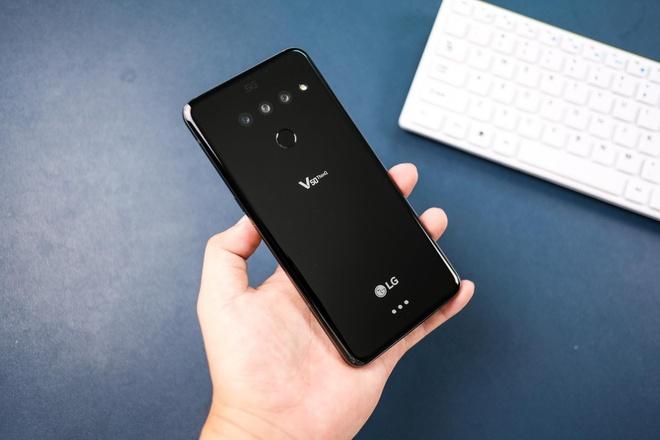 Loat smartphone xach tay giam nua gia sau mot nam ve Viet Nam hinh anh 4 LG.jpg