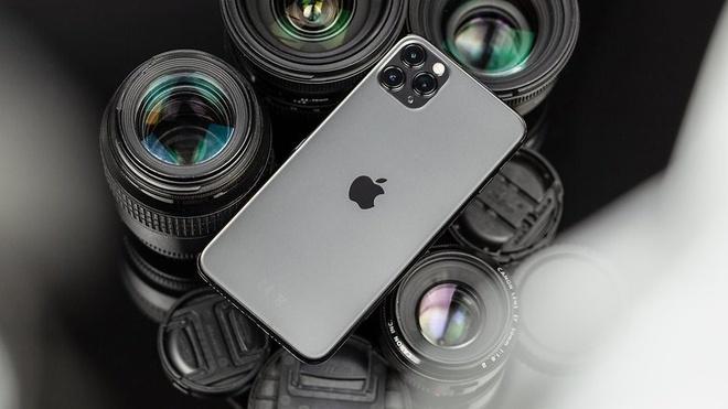 Loat smartphone xach tay giam nua gia sau mot nam ve Viet Nam hinh anh 6 NextPit_iPhone11ProMax_Review_16_w782.jpg