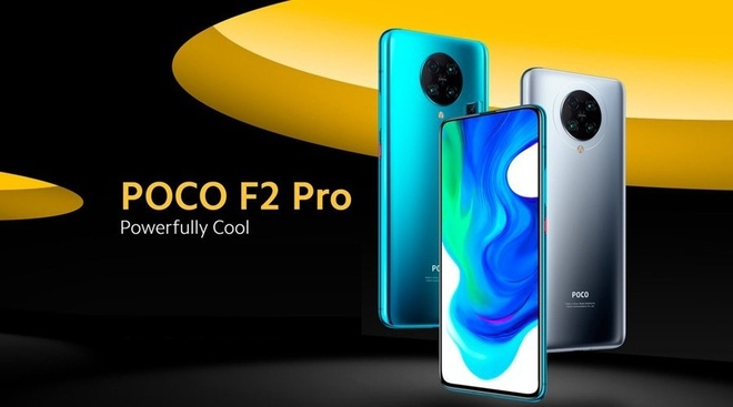 Poco F2 Pro ra mat anh 1