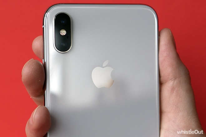 smartphone cung thoi voi iPhone X anh 2