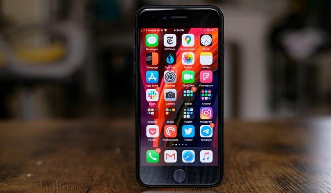 Xuat hien iPhone SE 2020 qua su dung anh 1