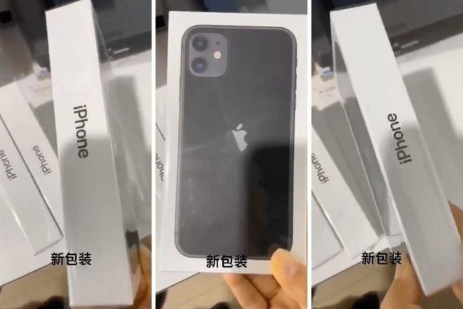 iPhone doi cu khong kem cu sac anh 1