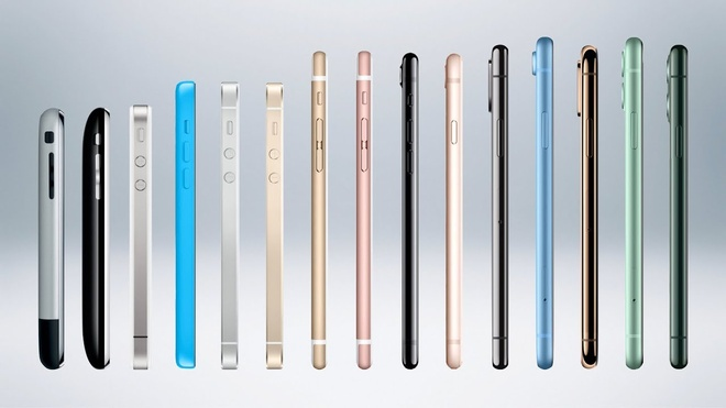 Apple đã bán được bao nhiêu chiếc iPhone kể từ khi ra mắt? - Mobile -  ZINGNEWS.VN