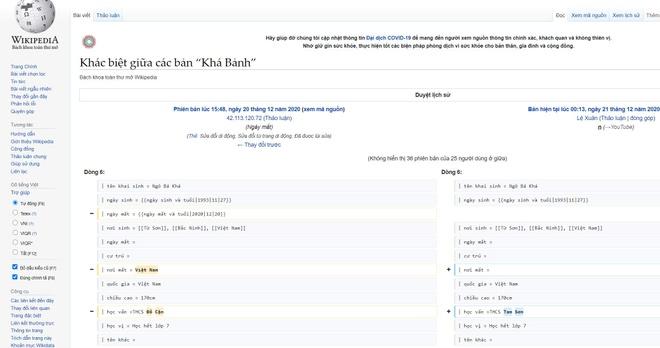 Wikipedia cua Kha Banh bi sua anh 1