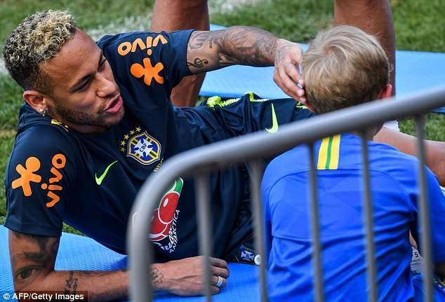 Con trai Neymar anh 4