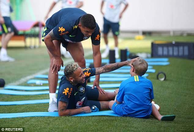 Con trai Neymar anh 5