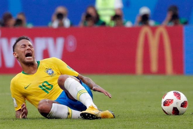Maradona khuyen Neymar dung nen an va nua hinh anh